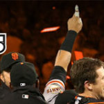 Giants varrem Tigers e vencem a World Series 2012