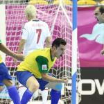 Mundial de Futsal começa com o Brasil em busca de renovação
