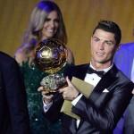 BALLON D'OR FIFA 2013 | CR7 É O MELHOR DO MUNDO