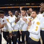 OS WARRIORS PODERÃO SER A MELHOR EQUIPE DA HISTÓRIA DA NBA?