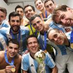 ARGENTINA É CAMPEÃ MUNDIAL DE FUTSAL