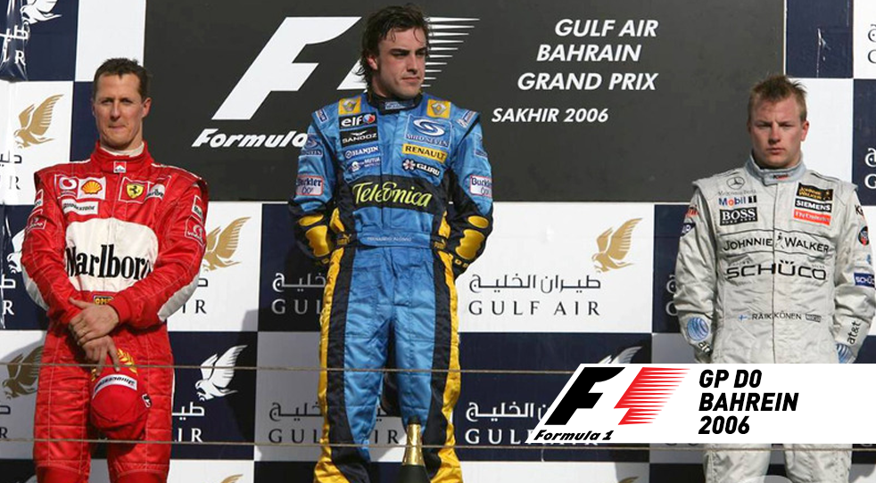 GP do Bahrein 2006