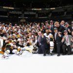 E PITTSBURGH COMEMOROU DE NOVO NA NHL