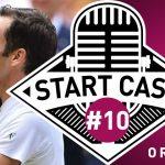 STARTCAST #10 – FEDERER, O REI DA GRAMA