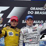 O TUMULTUADO GP DO BRASIL DE 2003