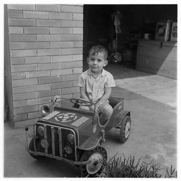 Senna criança