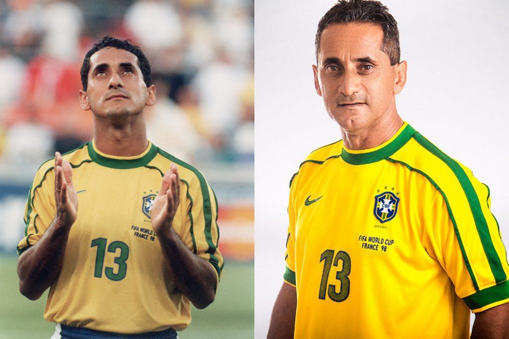 Zé Carlos 20 anos depois.