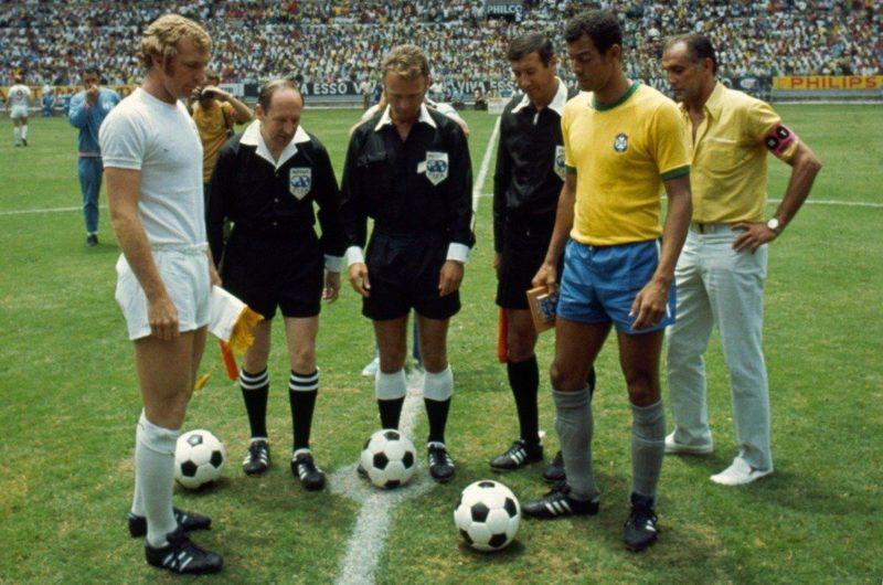 Capitães no cara ou coroa e o Brasil de meias cinzas.