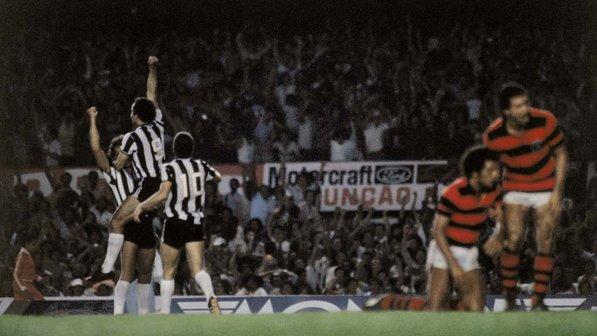 Reinaldo marca no Mineirão.