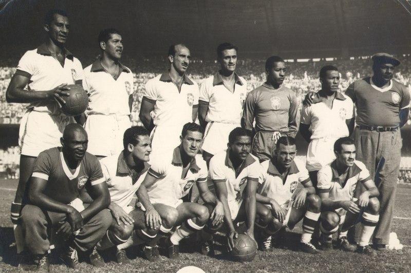Seleção Brasileira na Copa de 1950
