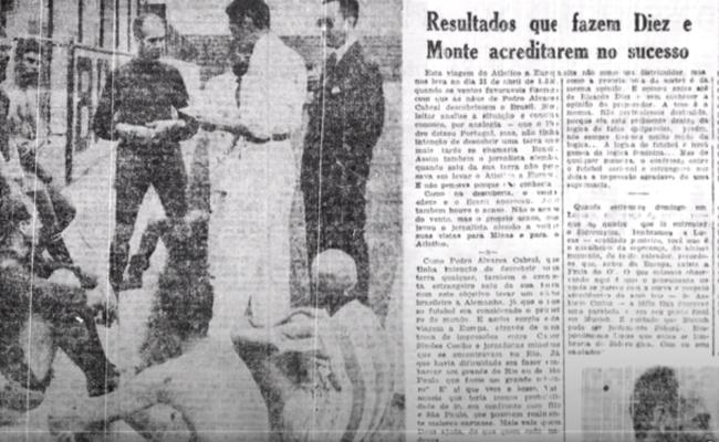Matéria do Estado de Minas.