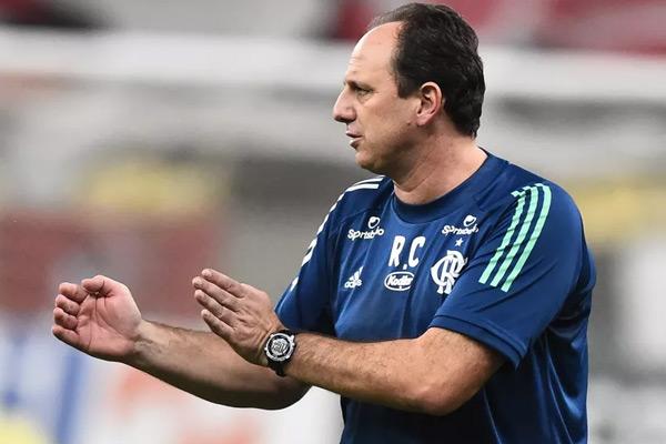 Rogério Ceni no Flamengo.